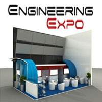 Virtual industrial exhibition