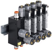 Retrofit safety with control valves