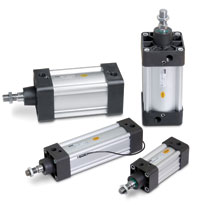 Environmental considerations in the selection of pneumatic cylinders