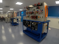 Eaton Hydraulics invests in state-of-the-art training facility