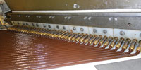 Increased reliability in chocolate production