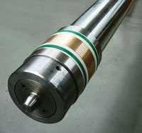 Selecting seals for bespoke hydraulic cylinders