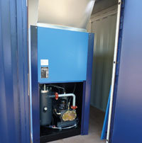 Compressor saves Makevale more than £10,000