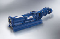 Revolutionary design for maintain in place pump