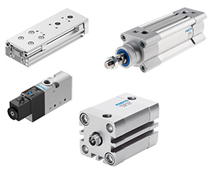 Farnell adds Festo to expand automation technology range