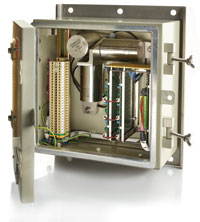 Seismic safety switch for high integrity protection